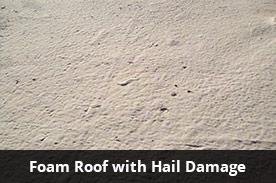 Foam-Roofing-Hail-Montana